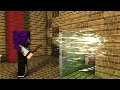 Minecraft - Krutý Kouzelník !!!