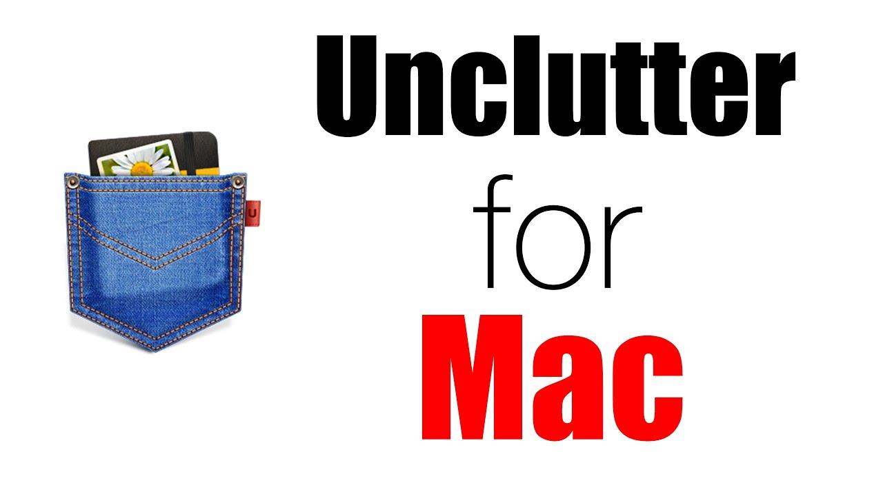 unclutter mac review