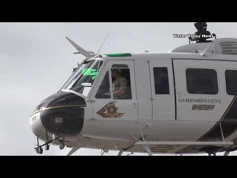 Deputy Involved Shooting in Pinon Hills