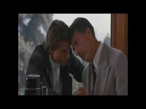 Rain Man: I like having you for my big brother