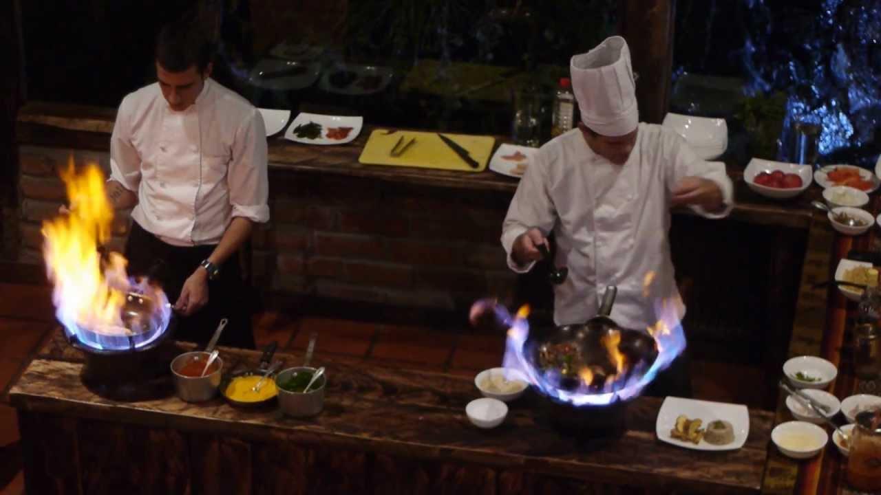 cocina camara en vivo