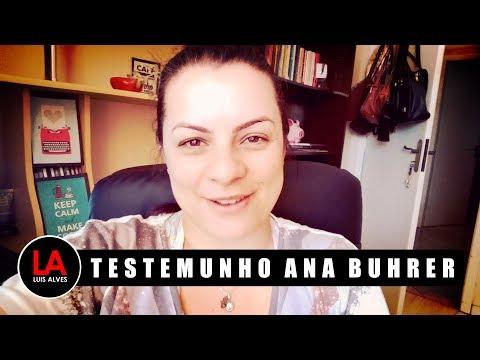 TESTEMUNHO ANA BUHRER LEI DA ATRAÇÃO