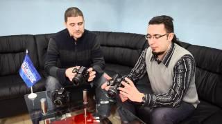 Обзор зеркальных камер Nikon D5100, CANON EOS 600D и SONY Alpha A35
