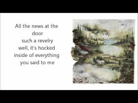 Bon Iver- Beth/Rest w/Lyrics