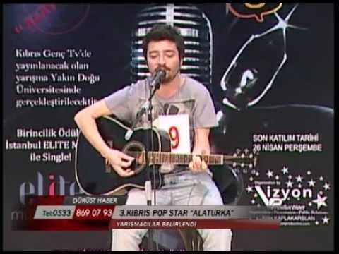 3.KIBRIS POP STAR ALATURKA MÜZİK YARIŞMASI CANLI ÖN ELEME