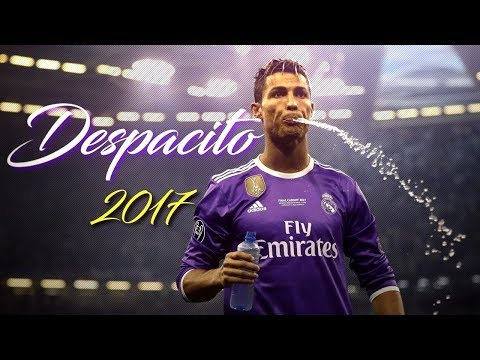 decpacito ft. justin bieber - Cristiano Ronaldo - Goals & Skills 2017 HD