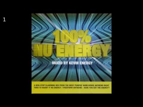 100% Nu Energy - Mixed By Kevin Energy
