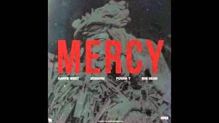 Video Kanye West feat. Big Sean, Pusha T, & 2 Chainz | Mercy Clean Version download MP3, 3GP, MP4, WEBM, AVI, FLV Juni 2018