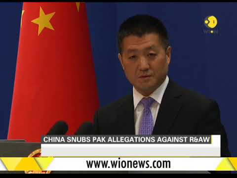 China snubs Pak allegations against R&AW