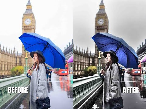 Quickly Transform Photos With HDR - Photoshop Tutorial thumbnail