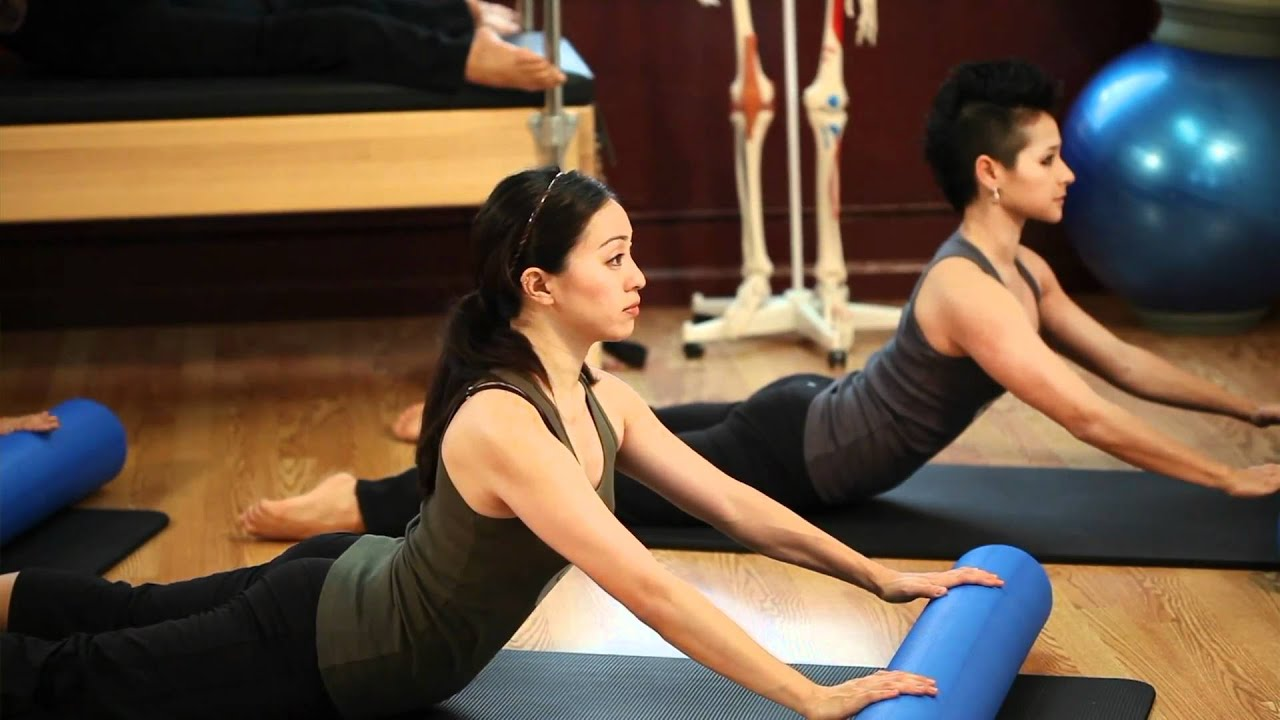 Upside-Down Pilates - Foam Roller - Lesson 60 - Part 4 of ...