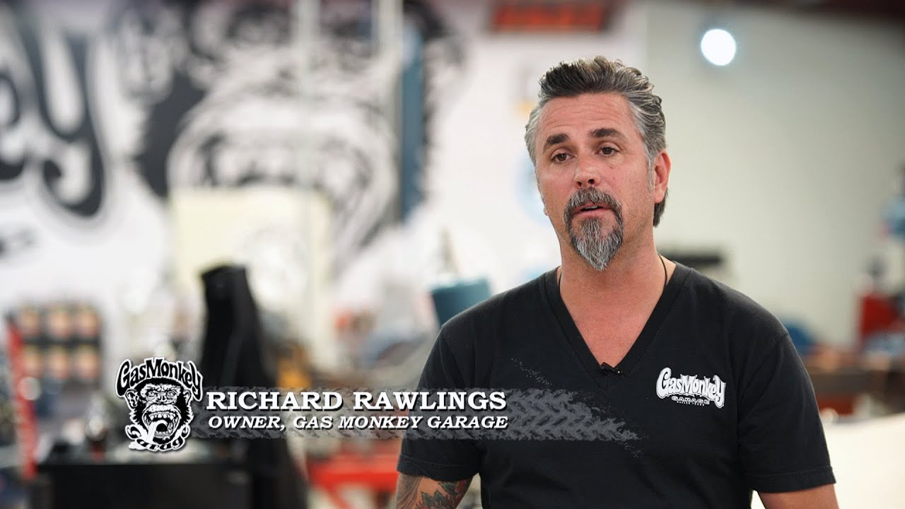 Gas Monkey Garage Richard Rawlings A 1 Air Conditioning