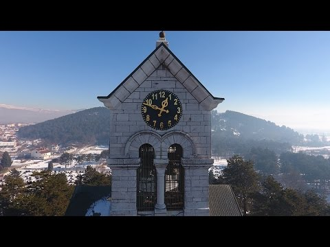 Montenegro Niksic zima 2017