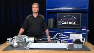 Auto Air Conditioning System Overview | ACDelco