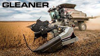 Historia kombajnów GLEANER - Jedyne takie maszyny na świecie