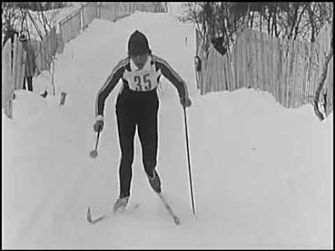 Лыжные ходы 1