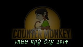 Counter Monkey   Free RPG Day 2014