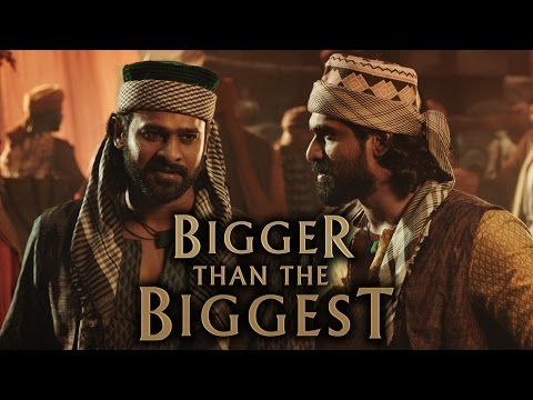 Thumbnail: Baahubali - The Beginning Trailer | Bigger Than The Biggest
