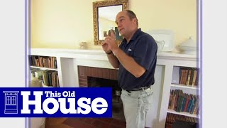 How To Install A Gas Fireplace Insert - This Old House