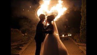Fire show (фаер-шоу) в Иваново 2017 Шоу на свадьбу
