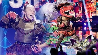 JOJO SIWA ON THE MASKED SINGER!!