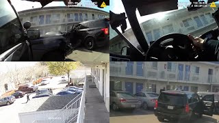 Caleb Smith police killing: Hayward releases body camera video in deadly March shooting at Motel 6