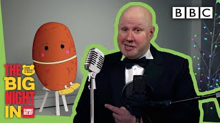 Matt Lucas' incredible 'Baked Potato' with live orchestra! | The Big Night In - BBC