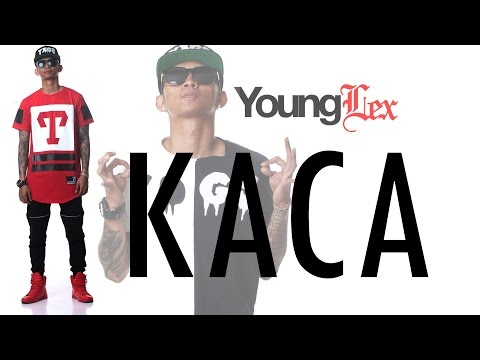 Young Lex - Kaca ( Official Video Lyric )