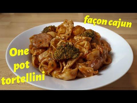 one-pot-tortellini-façon-cajun-#130