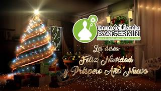 Inmobiliaria San Fermín | Vídeo Felicitación