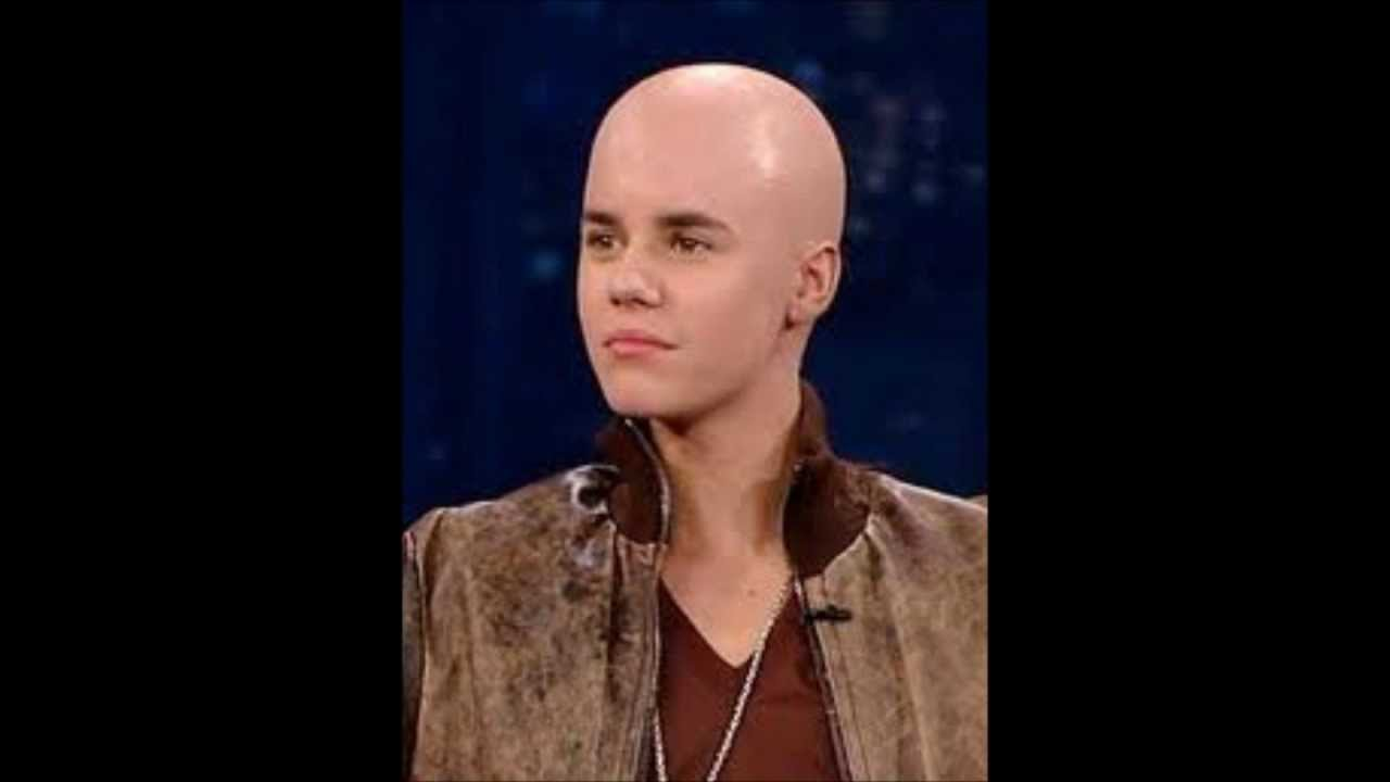 Justin Bieber Bald Youtube