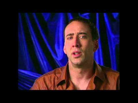 Face Off: Nicolas Cage Official Interview