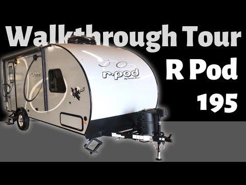 R Pod 195 Walkthrough Tour