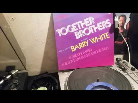 barry white  album together brother