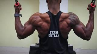 James's Bodybuilding journey