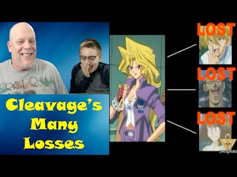 "REACTION TIME | ""YGOTAS Episodes 16 & 17"" - Cleavage's Many Losses"