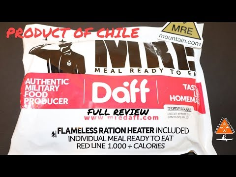 chilean-12-hour-red-line-daff-mre-review