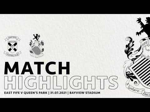 East Fife Queens Park Goals And Highlights