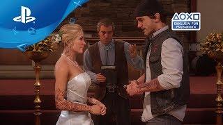 Days Gone - Wedding Trailer deutsch [PS4]