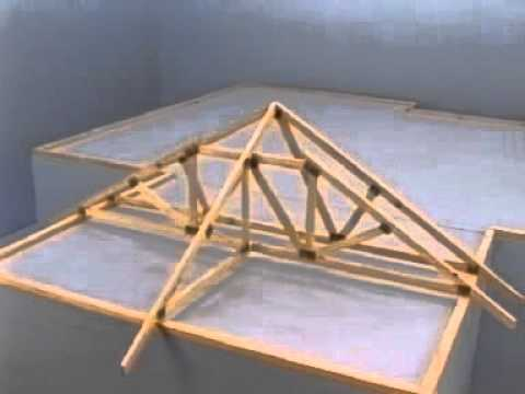 Premade roof rafters roof trusses for Premade roof trusses