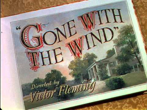 Gone With the Wind (1939) Movie Trailer