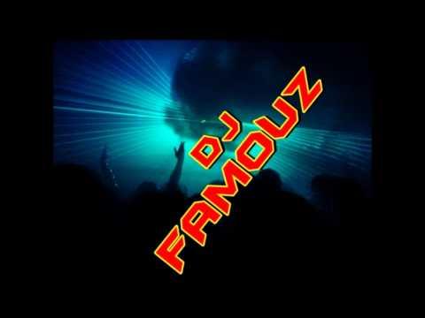 DJ FAM0UZ - Girl On Fire Electro House Remix 2013