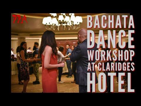 Bachata Dance Workshop By Delhi Dance Academy at Claridges