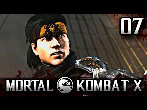 DADDY ISSUES - Mortal Kombat X Let's Play w/ TheKingNappy - Chapter 7: Takahashi Takeda