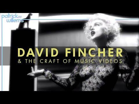 David Fincher & the Craft of Music Videos (video essay)