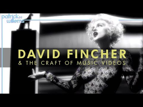 David Fincher & the Craft of Music Videos video essay
