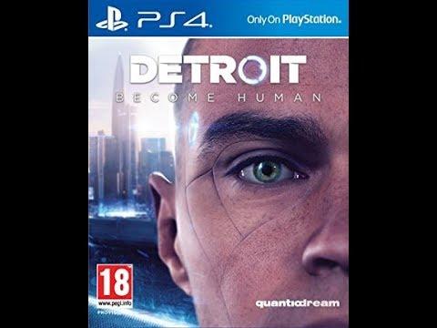 Discovery Gaming - DETROIT Become Human - Je veux être un vrai petit garçon.