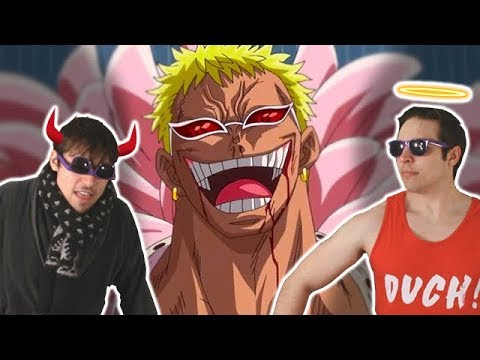 The Wasted Potential of Doflamingo - WIAGW