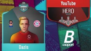 ÓRIÁSI FIFA 17 BAJNOKSÁG - NYERNÜNK KELL!