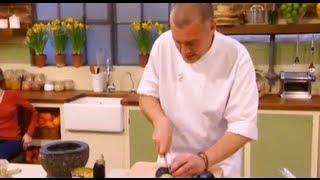 Roasted Rump Of Lamb & Butternut Squash: Market Kitchen
